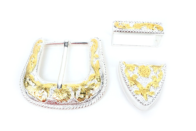 Buckle set 1-1/2인치가죽공예용 버클Tandy Leather Factory