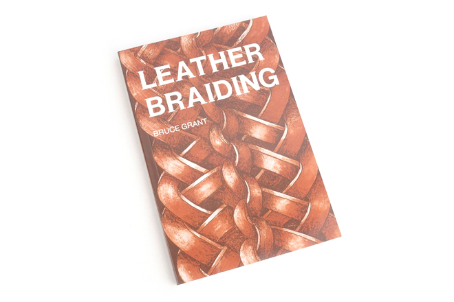 Leather Braiding가죽꼬임을 만드는 법 소개Tandy Leather Factory