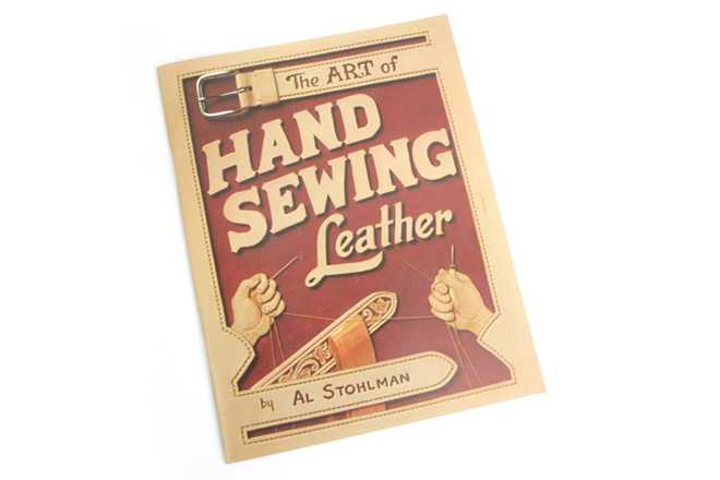 the Art of Hand Sewing Leather**Tandy社(미국 수입)**
