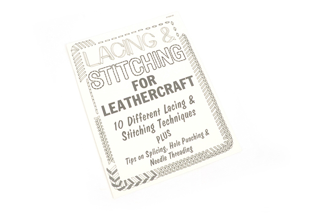Lacing & Stitching for Leathercraft**Tandy社(미국 수입)**