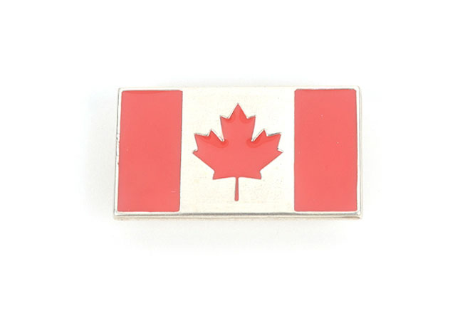 Canadian Flag (콘초)Tandy Leather Factory